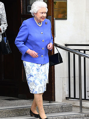 Queen Elizabeth Is Released from Hospital