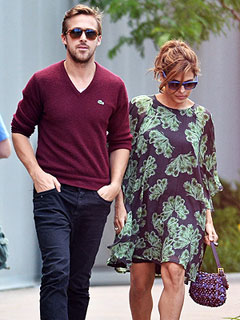 Source: Ryan Gosling and Eva Mendes 'Could Not Be More Excited' for Baby | Eva Mendes, Ryan Gosling