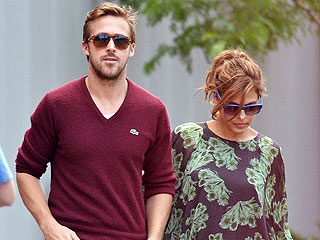 Are Ryan Gosling and Eva Mendes on the Rocks? | Eva Mendes, Ryan Gosling