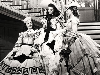 Gone with the Wind Actress Dies | Barbara O'Neil, Evelyn Keyes, Vivien Leigh