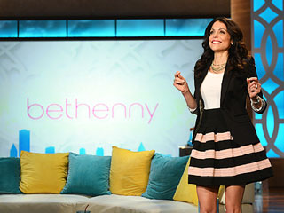 Bethenny Says Watching Housewives Makes Her Feel 'Old'