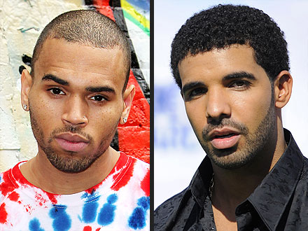 Drake vs. Chris Brown Bar Brawl?