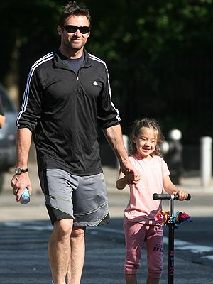 Hugh Jackman Reveals His Favorite Father's Day Gift