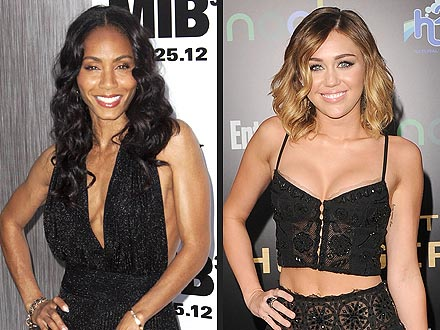Miley Cyrus Engaged to Liam Hemsworth: Jada Pinkett Smith Offers Advice