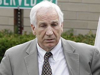 Jerry Sandusky's Adopted Son: I'm a Victim, Too