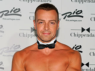 Whoa! Joey Lawrence Takes It Off with the Chippendales | Joey Lawrence