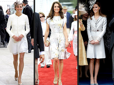 Kate Recycles Her Wardrobe for a Wedding| The British Royals, The Royals, StyleWatch, Kate Middleton