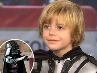 7-Year-Old Who Played Darth Vader in Commercial Set for Open-Heart Surgery