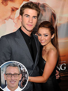 Producer Recalls Miley & Fiancé Liam's First Kiss | Miley Cyrus