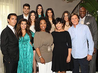 Oprah Grills Kardashians on Kim's Brief Marriage