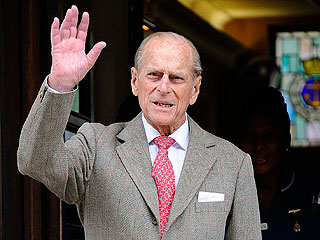 Prince Philip Home From Hospital in Time for 91st Birthday