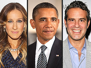Inside Sarah Jessica Parker's Star-Studded Dinner for President Obama
