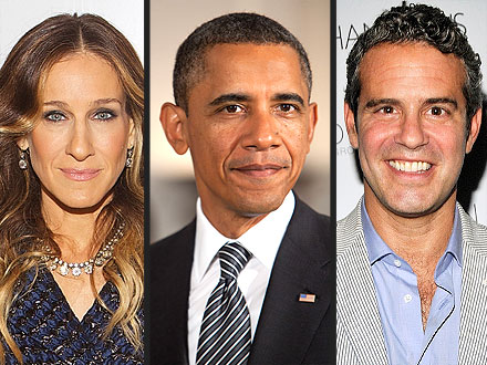 Inside Sarah Jessica Parker&#39;s Star-Studded Dinner for President Obama