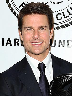 Tom Cruise 50th Birthday - Katie Holmes Divorce Filing Just Days Prior