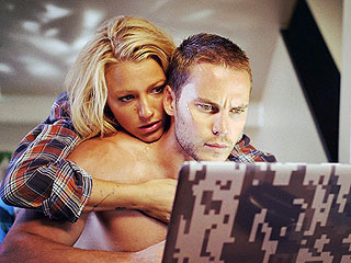 Taylor Kitsch: Sex Scenes with Blake Live