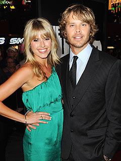 Eric Christian Olsen Expecting Son