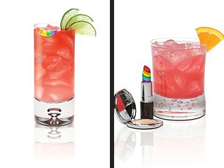 Pride Cocktail: Celebrate With These Fabulous Drinks!| Celebrity Diners Club
