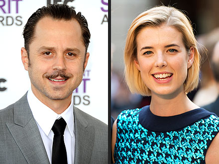 Giovanni Ribisi Weds Model Agyness Deyn