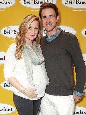 Meet Jessica Capshaw's Brand New Baby Girl
