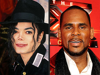 R. Kelly Shares Candid 'When I Met Michael Jackson&#3