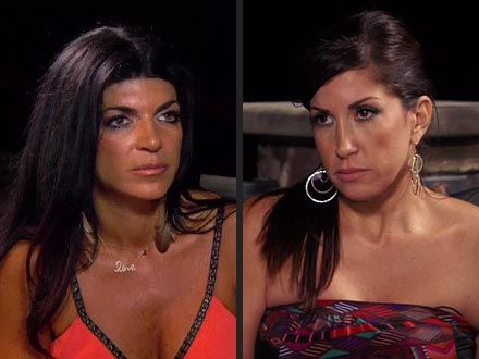 Real Housewives of New Jersey: Teresa & Jacqueline Feud