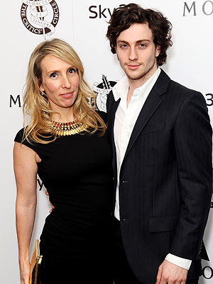 Aaron Johnson, Sam Taylor-Wood Marry