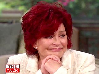 Sharon Osbourne Breaks Down over Son Jack's Multiple Sclerosis