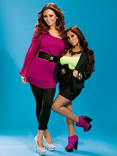 REVIEW: Snooki & JWOWW Is 'Horrible' But Snooki Is 'Magical' | Jenni Farley, Nicole Polizzi
