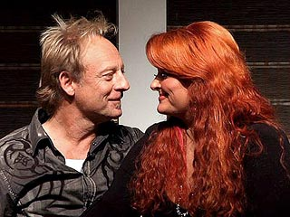 Wynonna Judd's Husband Injured in Motorcycle Crash | Wynonna Judd