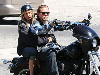 PHOTO: See Ashley Tisdale Dressed as a Biker Babe!