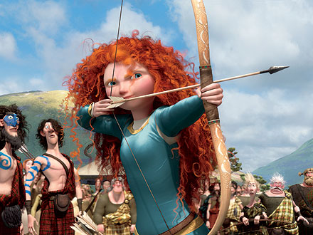 REVIEW: Brave Is Not One of Pixar's Greatest Hits