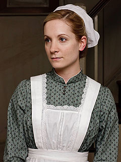 Joanne Froggatt of Downton Abbey: Five Things to Know About Anna Bates| Downton Abbey, Joanne Froggatt