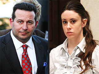 Lawyer Reveals Casey Anthony's 'Serious Mental Health Issues' in Tell-All Book | Casey Anthony