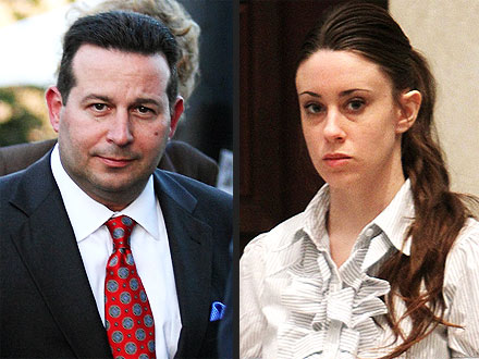 Casey Anthony's Lawyer Jose Baez Writes Book