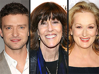 Meryl Streep, Tom Hanks, Justin Timberlake Remember Nora Ephron