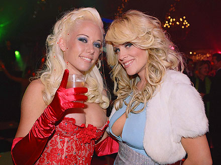 Jenny McCarthy Playboy: Kendra Wilkinson Approves : People.com