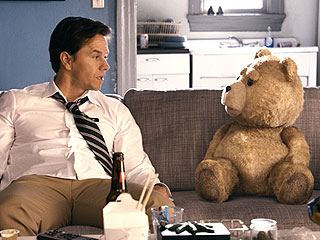 PEOPLE Movie Critic Says Ted Is Funny (Enough)