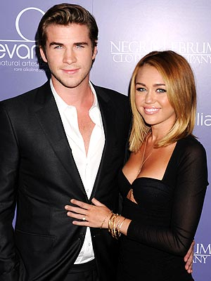 Miley Cyrus Engaged to Liam Hemsworth: Says Aussies Are Hot