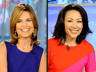 It's Official: Savannah Guthrie Named Today's New Co-Host | Ann Curry, Savannah Guthrie