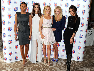 See the Spice Girls Reunited in London