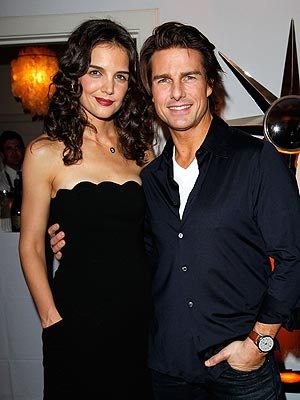 Katie Holmes Divorce: She and Tom 'Still Talking'