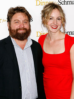 Did Zach Galifianakis Get Married on a Farm in Canada?