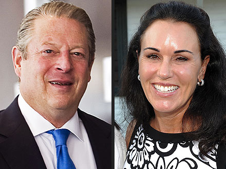 Al Gore Has a New Girlfriend