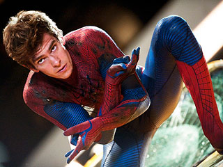 Review: The Amazing Spider-Man&#39;s Stars Have Brilliant Chemistry | Andrew Garfield