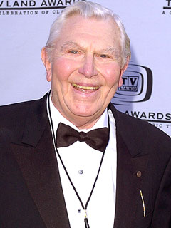 Andy Griffith Dies