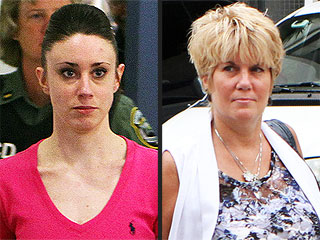 Casey Anthony and Her Mom Wear Caylee's Ashes Around their Necks | Casey Anthony