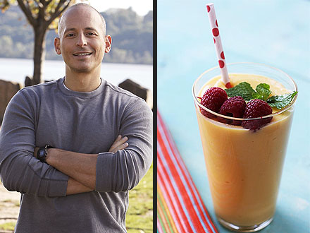 Harley Pasternak Blog & Fruit Smoothie Recipe