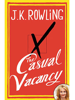 Check Out J.K. Rowling's New Book Cover