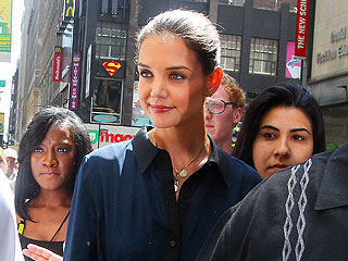 Katie Holmes Keeps Her Date with Project Runway: All Stars | Katie Holmes