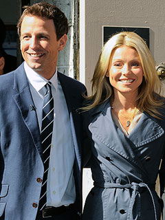 Should Seth Meyers Co-Host Live! with Kelly Ripa?